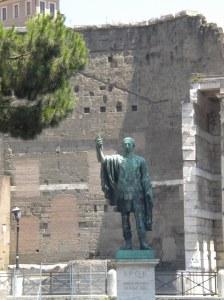 Trajan, in Rome