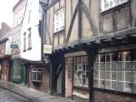 Medieval 'Shambles' at York