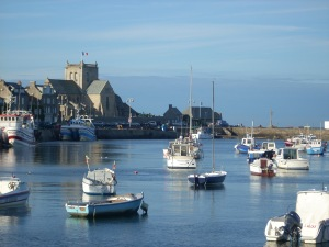 Barfleur harbor